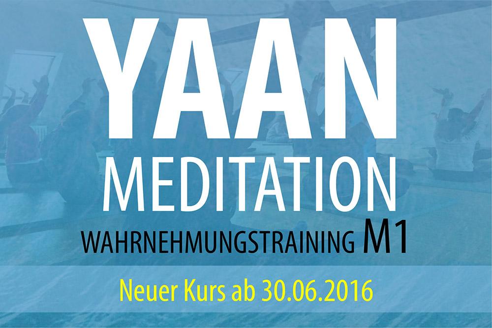 Yaan-Meditation